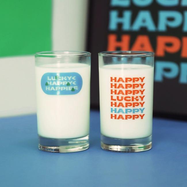 [오롤리데이] [Cup] 245ml glass_LHH