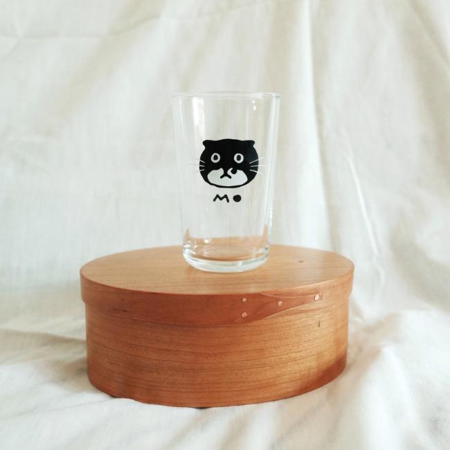 [후긴앤무닌] 유리컵 - MO 유리컵