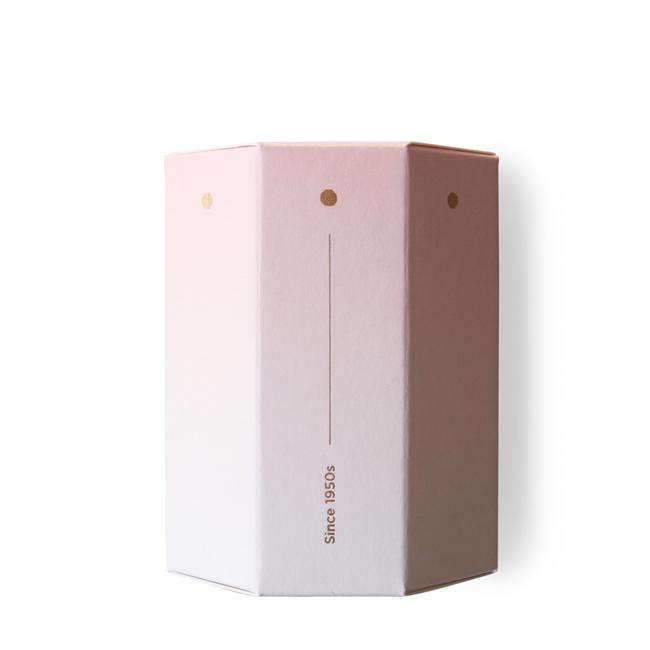 [오이뮤] Octagonal matchbox _ pale pink