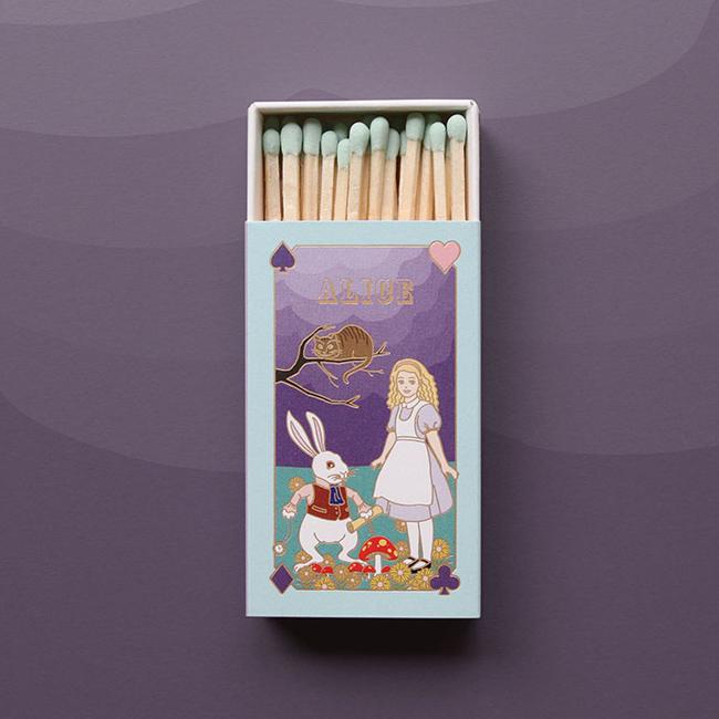 [오이뮤] Alice matchbox
