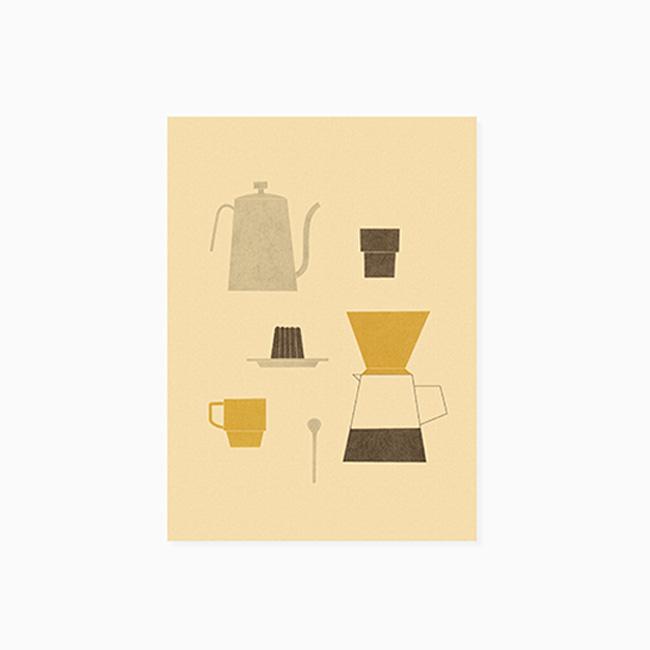 [공장] 시간의 온도 - coffee