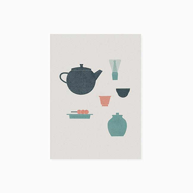 [공장] 시간의 온도 - tea