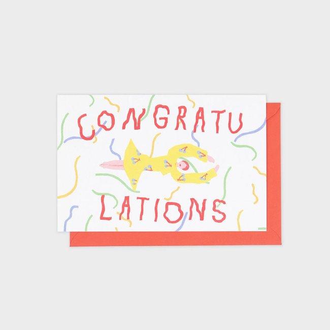 [소소문구] Congratulations Card