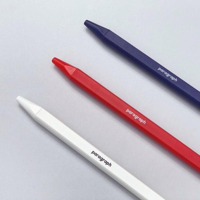 [파라그라프] 펜 (White/Blue/Red)