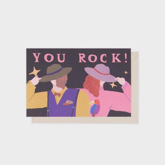 [소소문구] You Rock Card