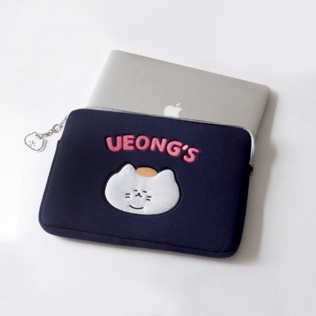 [쓰리먼쓰] UEONG'S 노트북 파우치