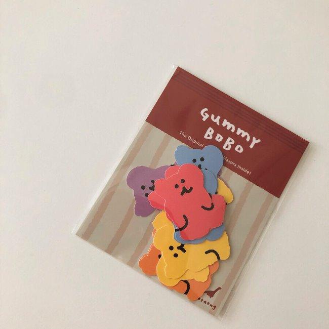 [다이노탱] Gummy Bobo Sticker