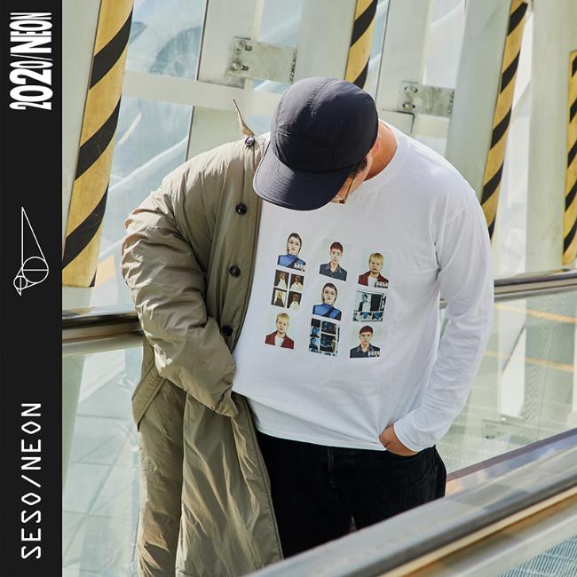 [매직스트로베리사운드] 새소년 2020/NEON T-Shirts