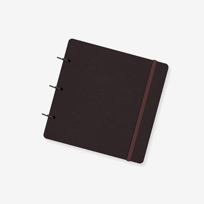 [공장] Open book(m)_black