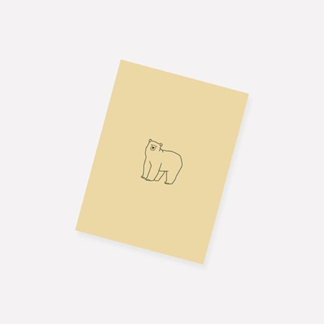 [공장] Save me note(s)_Polar bear