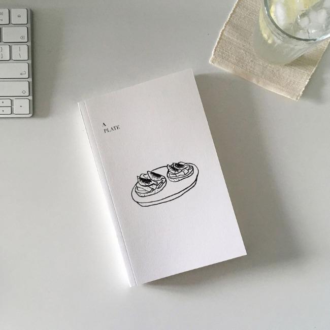[이나피스퀘어] A PLATE BOOK 1