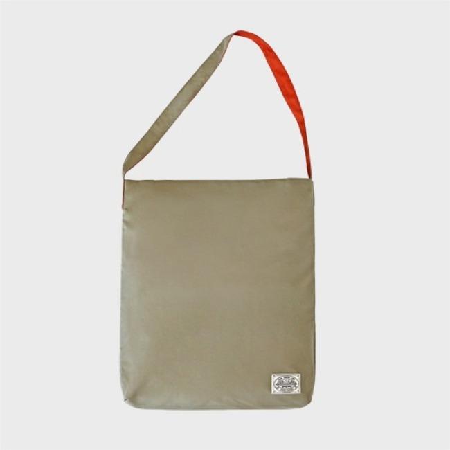 [공장] Reversible two way bag_Oatmeal