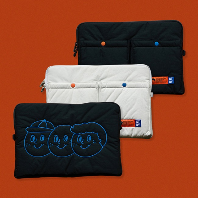 [오롤리데이] [O,LD! X Sweetch] Laptop pouch