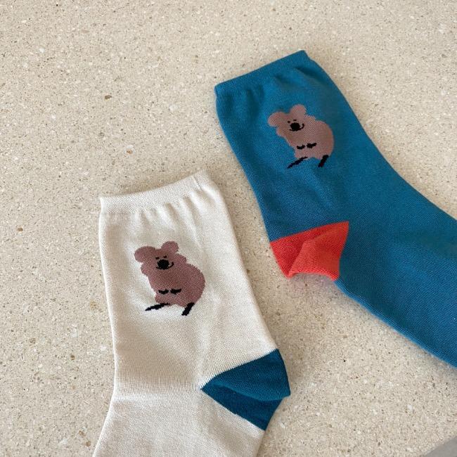 [다이노탱] Quokka Socks