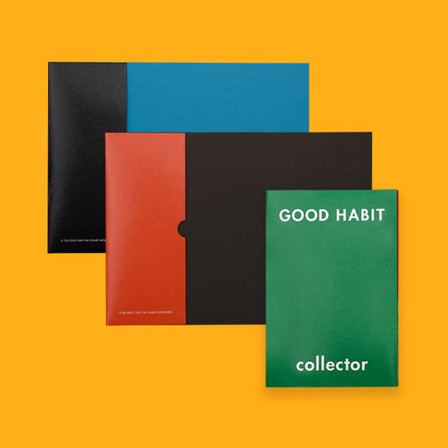 [오롤리데이] [File] Good habit collector