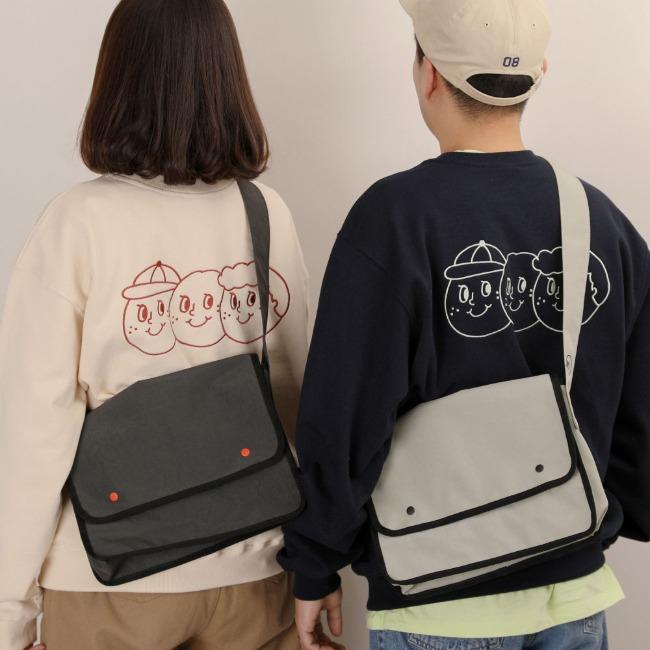 [오롤리데이] [Bag] O,LD! Go to messenger bag_big