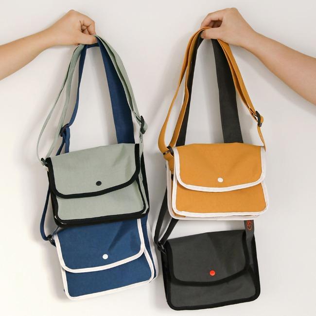 [오롤리데이] [Bag] O,LD! Go to messenger bag_mini