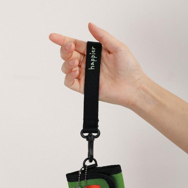[오롤리데이] [Key ring] O,LD! Happier strap key ring_ver.1