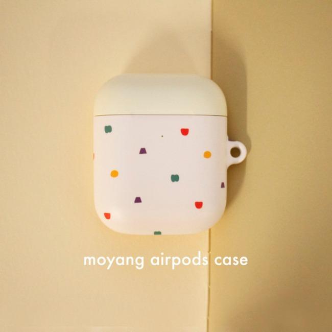 [ppp studio] moyang airpods hard case