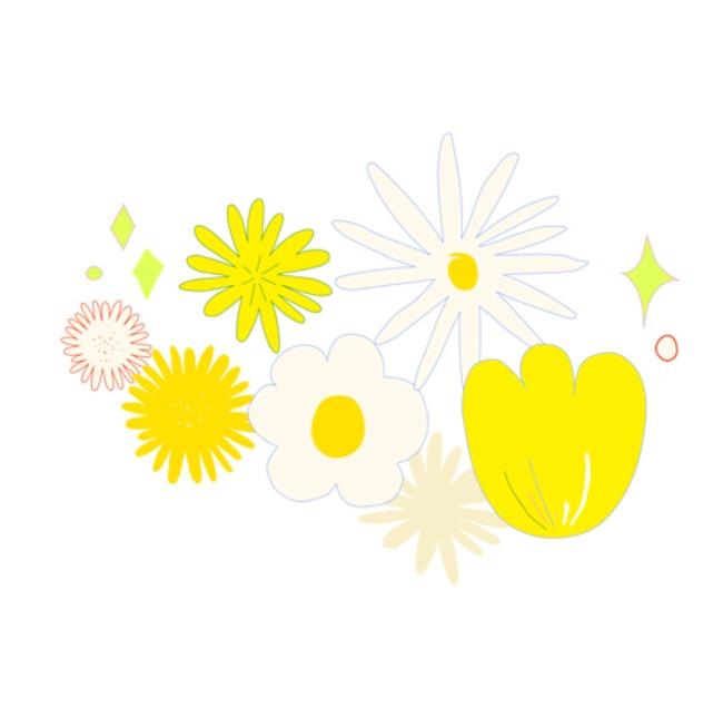 [여린바람] 조금씩 동그라미 DIY_꽃