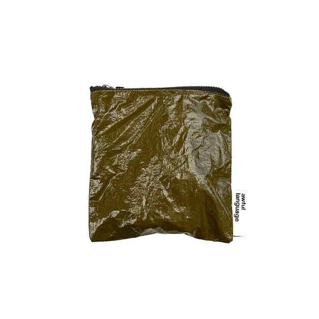[awful language] AFL Awful Pouch (Olive Green)
