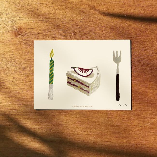 [후긴앤무닌] fig cake