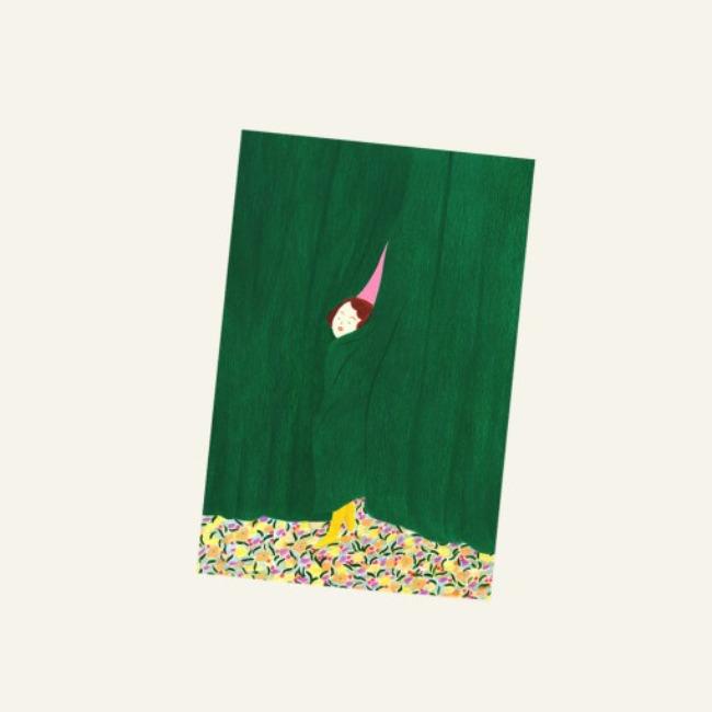 [어레터프롬] [A4] TINY BOOK poster