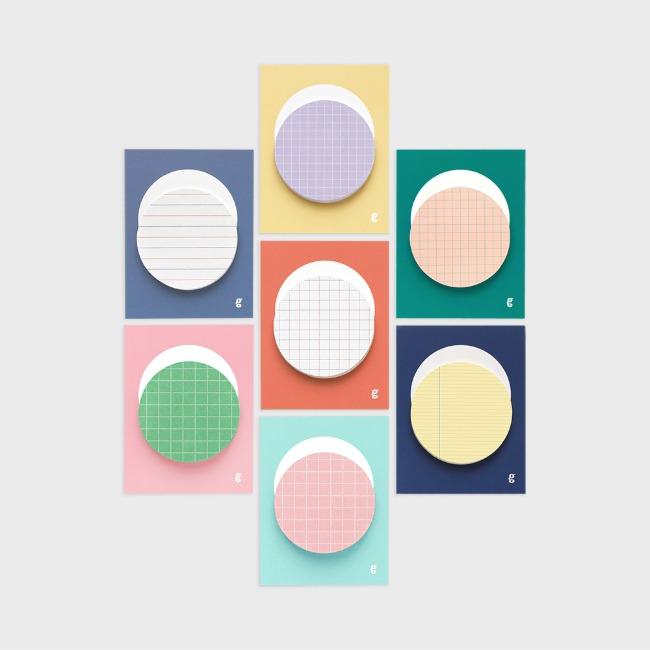 [공장] Moonlight sticky pad ver.2