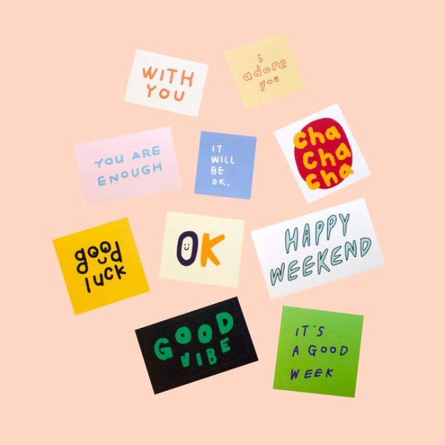 [ppp studio] lettering pack