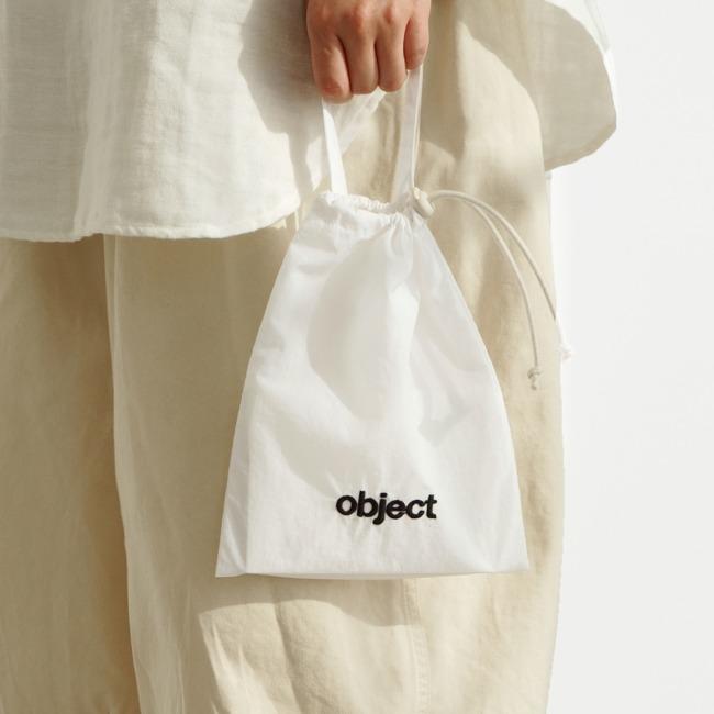 [오브젝트] 작지만 충분한 가방