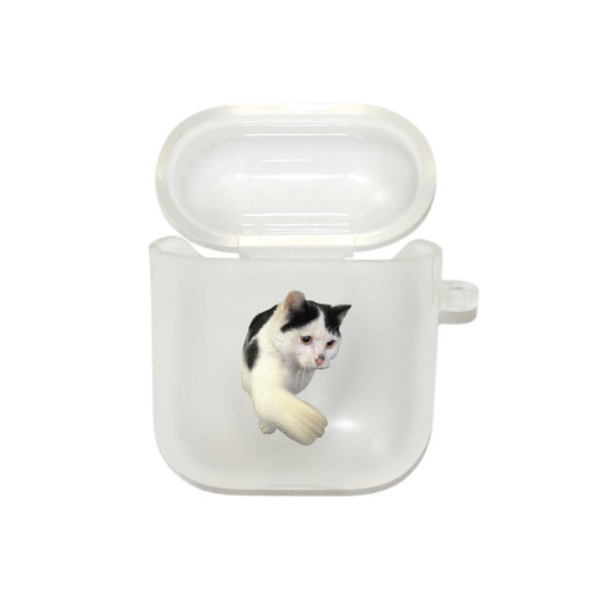 [길동물] 에어팟케이스_냥냥펀치 고양이