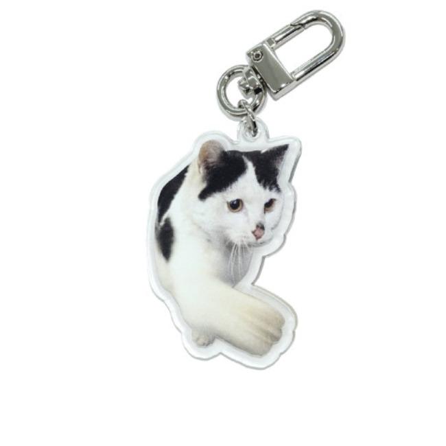 [길동물] 냥냥펀치 고양이 키링