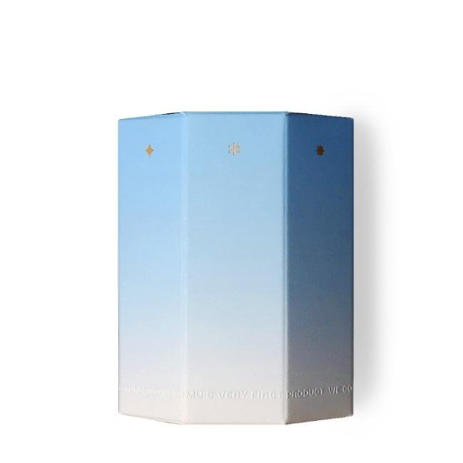 [오이뮤] Octagonal matchbox _ 청천색