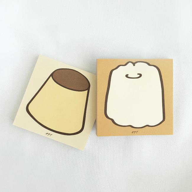[ppp studio] dessert memo