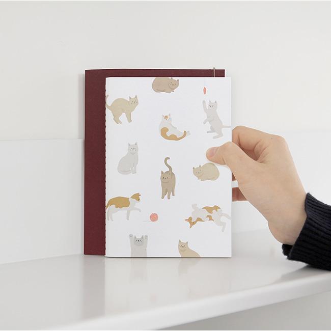 [공장] The Diary Cat (Daily)