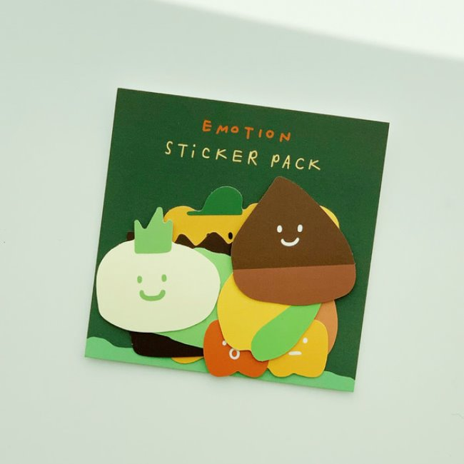 [ppp studio] emotion sticker pack