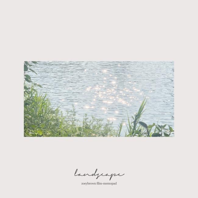 [조이브라운] landscape memopad #02