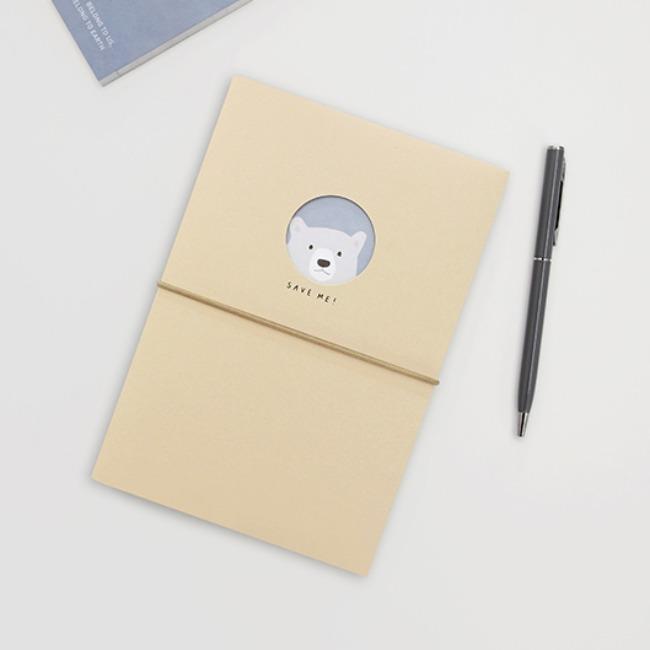 [공장] Save me file note_polar bear