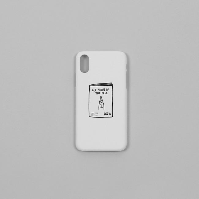 [뚜까따] FARM iphone case(Prik paper)