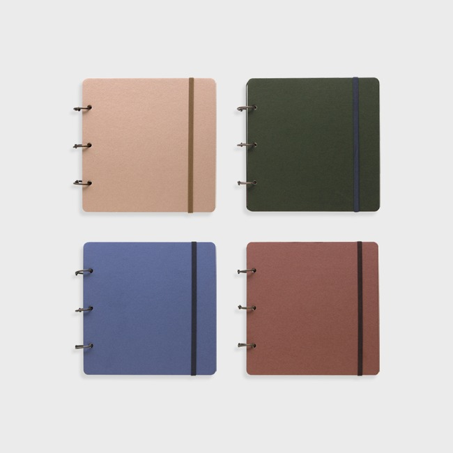 [공장] Open book diary (M)