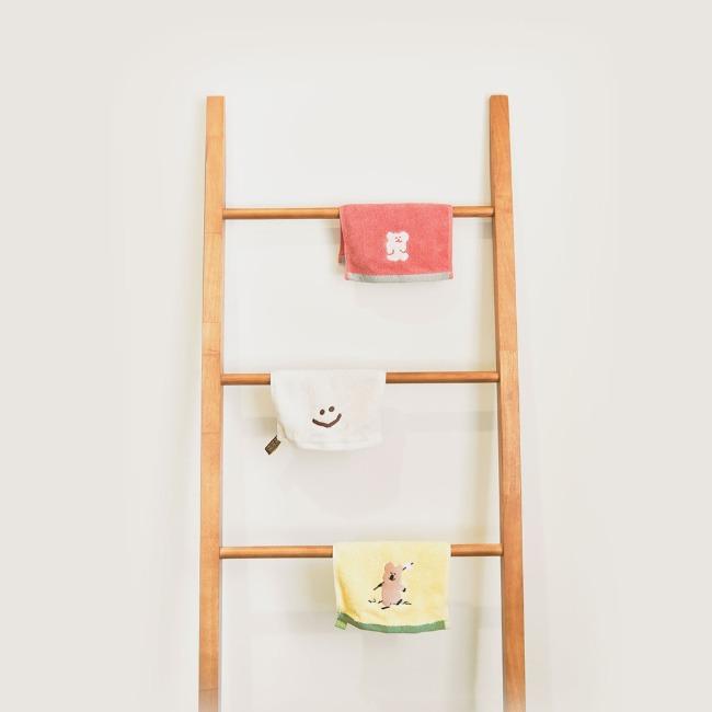 [다이노탱] Mini towel Set (Quokka BOBO Marsh)