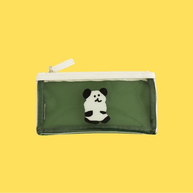 [다이노탱] [B급] OREO BOBO PVC POUCH