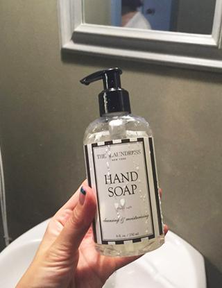 Hand Soap & Apres Laundry Cream