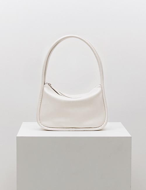 [7차 입고] mini ridge bag (cream)