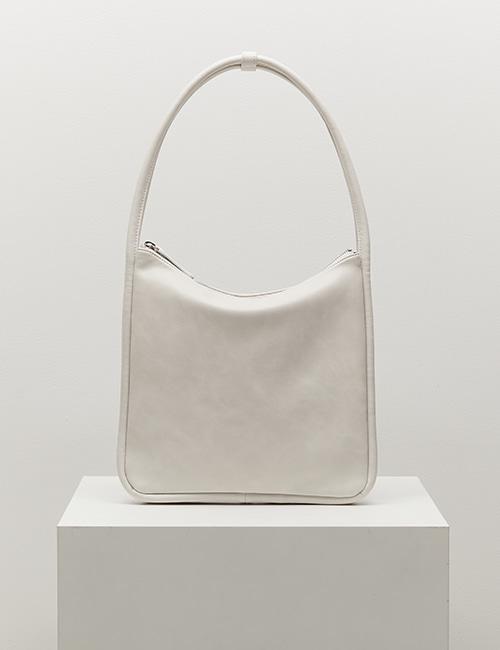 square bag (cream)
