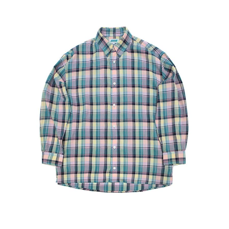 Baby Baby Baby Tartan Check Shirts YEL