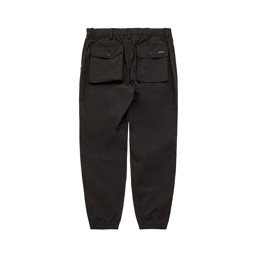Big Pocket Jogger Pants BK
