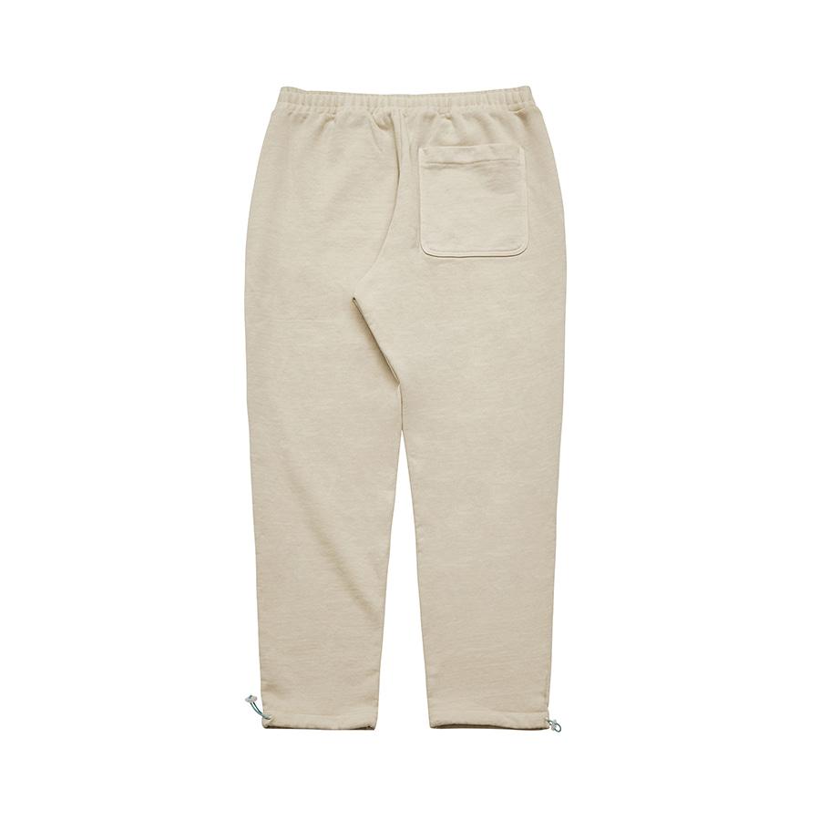 Double M Logo Pigment Sweat Pants BE