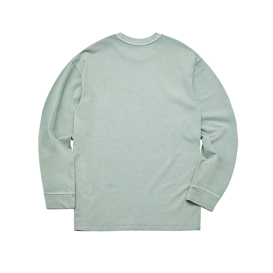 Pigment Dyed Long Sleeve MIM