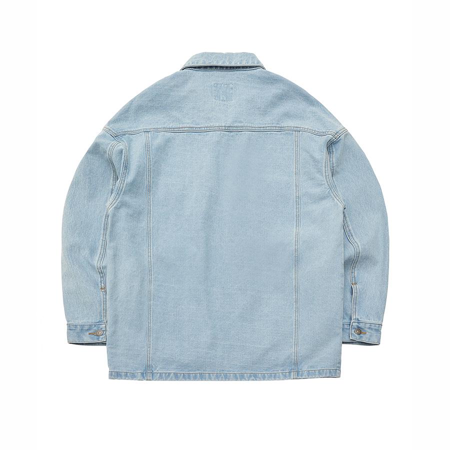Slash Pocket Heavytwill Jacket BLL